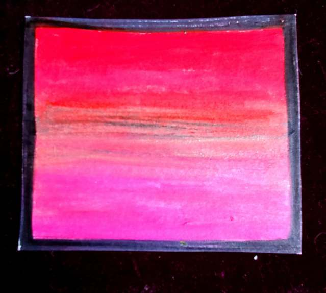 Rothko Inspired rainbow 3